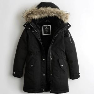 Hollister Cozy-Lined Down Parka NWT